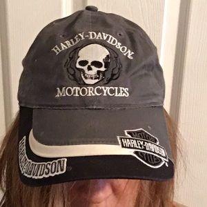 Unisex Harley Davidson Hat (authentic)